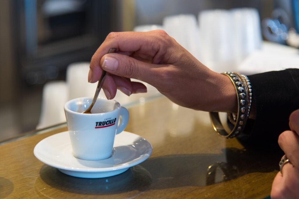 Tazzina caffè espresso Trucillo