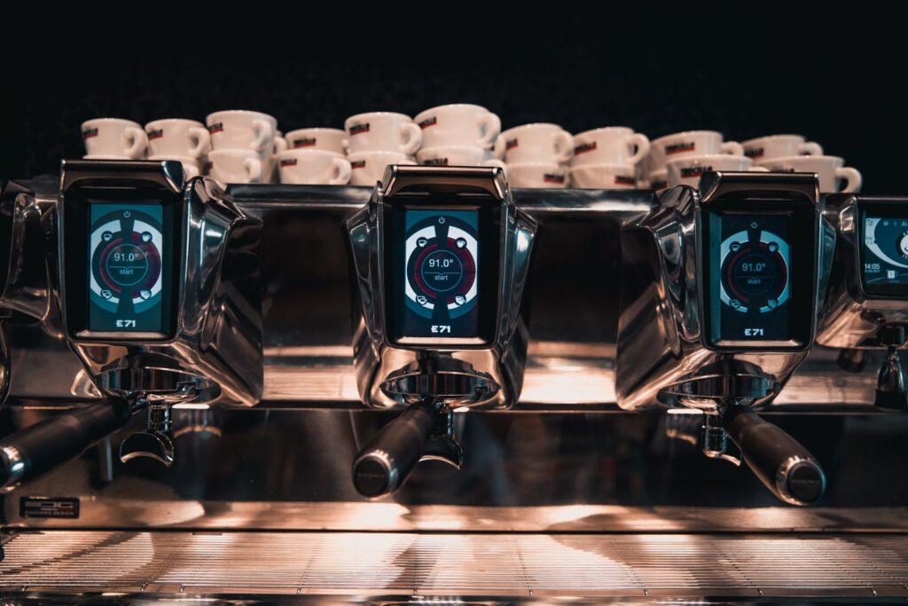 Macchina da caffè per espresso bar